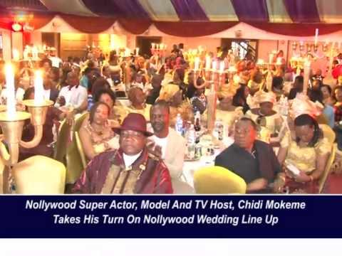 Download NOLLYWOOD ACTOR CHIDI MOKEME WEDDING BOS x264
