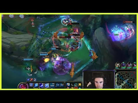 Learn How To Flank As Ryze With Midbeast - Best Of LoL Streams #615