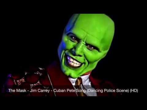 The Mask - Jim Carrey - Cuban Pete Song (Dancing Police Scene) (HD)