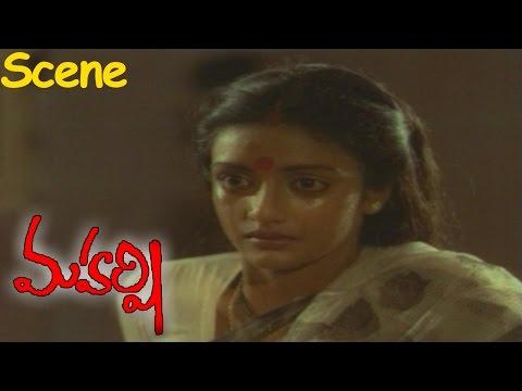 Maharshi Movie || Nishanti,  Krishna Bhagavan Love Scene   ||   Maharshi Raghava,