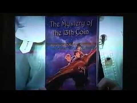 The Mystery of the 13th Coin interview