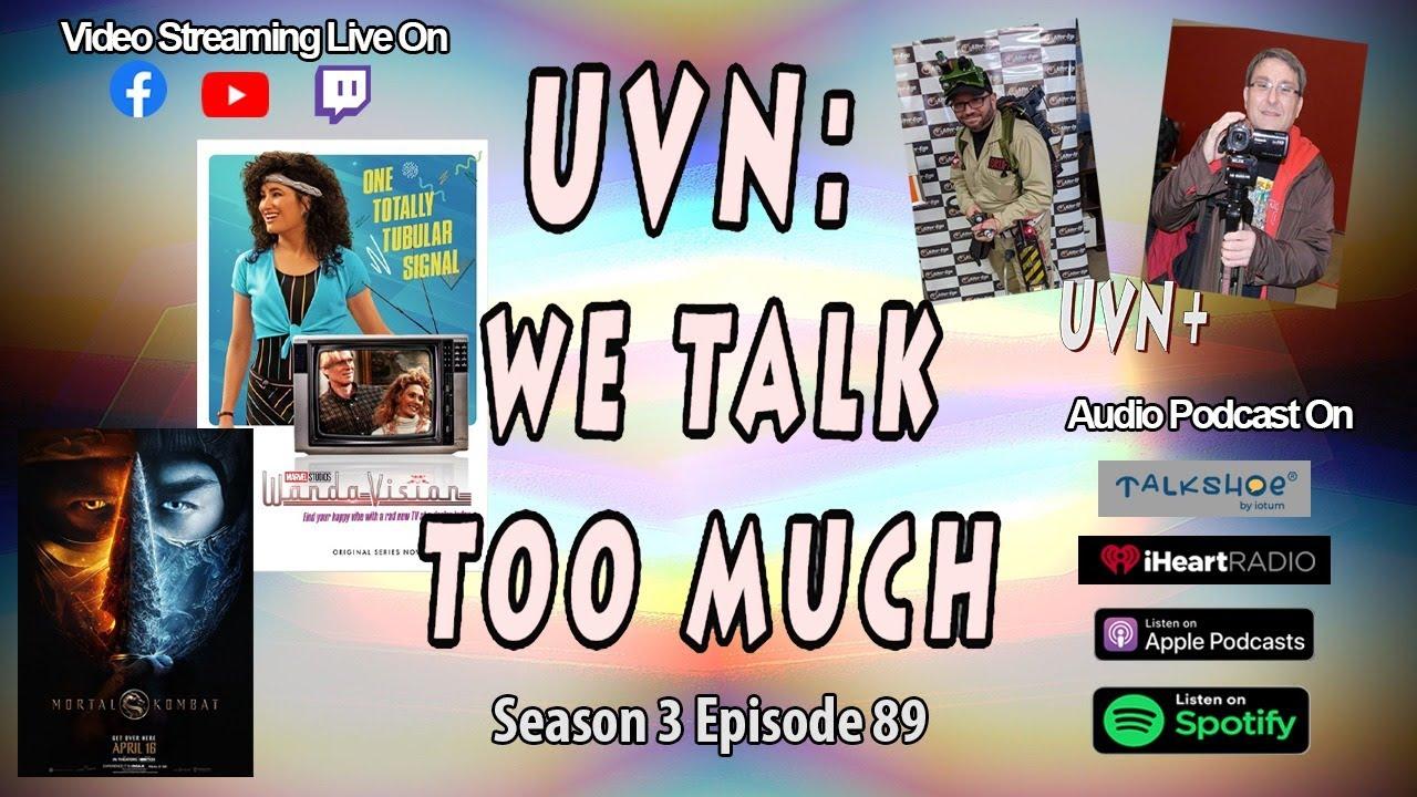 UVN: We Talk Too Much Season 3 Episode 89