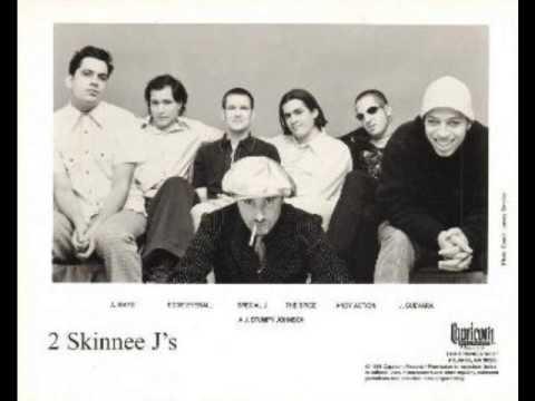 2 Skinnee J's - The Best (live)