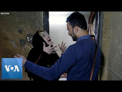 Palestinian Mother And Child Reunited After 20 Years