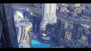 From the Top of Burj Khalifa Dubai United Arab Emirates by Martin Varghese Ireland