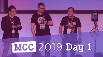 #MCC2019 Day 1 - Magical Crypto Conference - Lightning Network & Bitcoin Without Internet