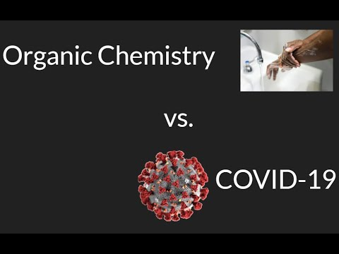 Beating A Virus with Organic Chemistry: Grade 12 Science (1/