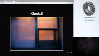 Daniel Wessolek - Creative Coding Meetup: Three of Pentacles