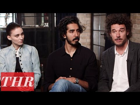 """'Lion' Director Garth Davis, Rooney Mara, & Dev Patel """"A Story About A Search For Home"""" 