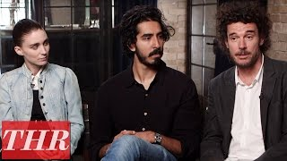 "'lion' director garth davis, rooney mara, & dev patel ""a story about a search for home"" 