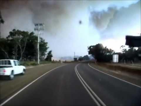 Dunalley/Forcett Bushfire, Tasman Peninsula 04/01/2013 - Taskforce Charlie/Delta PART 2