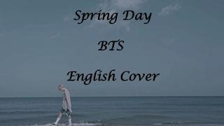 bts spring day english ukulele cover