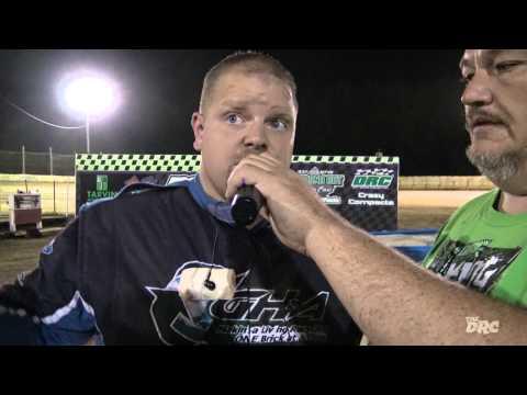 Moler Raceway Park | 8.21.15 | Racing411 Royalty 20 Winner | Shawn Valenti