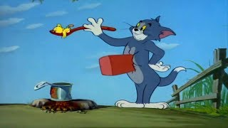 Tom and Jerry English Episodes ⭐ Just Ducky  - Classic Cartoons For Kids