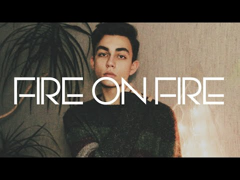 SAM SMITH - FIRE ON FIRE | Denis Kalytovskyi cover