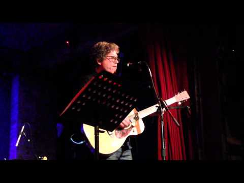 """Settled Down Like Rain"" Gary Louris @ The City Winery,NYC -3-22-2014"