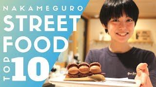Tokyo Street Food NakaMeguro Top 10 | Japanese Sake and Chocolate Pairing
