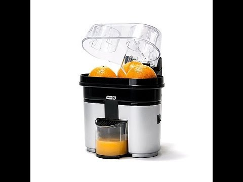 Dash Dual Electric Citrus Juicer Youtube