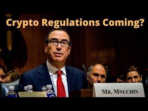 US Treasury Secretary Says Government Will Roll Out Significant regulations on Bitcoin and Crypto