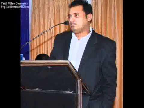 Shajan Samuel interview in radio mirchi mangalore
