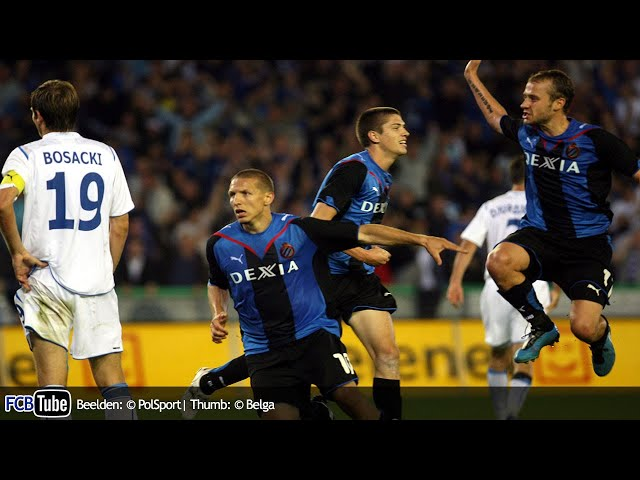 2009-2010 - Europa League - 04. 3de Voorronde - Club Brugge - Lech Poznan 1-0 (pen. 4-3)
