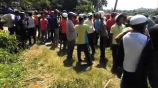 Polis tembak mati 2 tahanan lolos