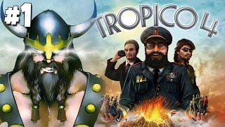 Tropico 4 - El Roberto - Uncut #1
