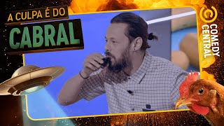 Responde ou Bebe com PERFUME? | A Culpa É Do Cabral no Comedy Central