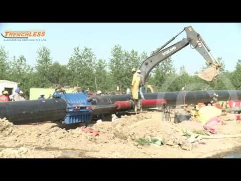 Pipe Thruster (Trenchless)