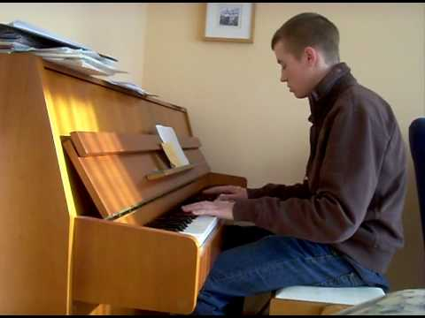 Justin Timberlake - Cry me a river Piano Version
