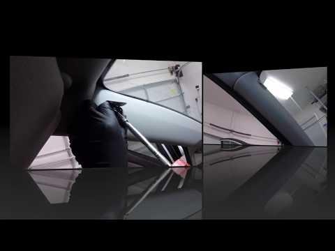 Honda Odyssey Dash Camera Install