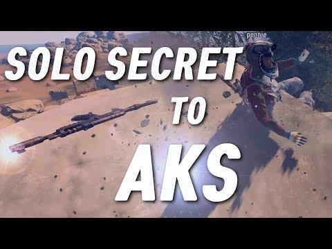 RUSTㆍThe SOLO SECRET To Getting AK's