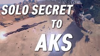 RUSTㆍThe SOLO SECRET To Getting AK's