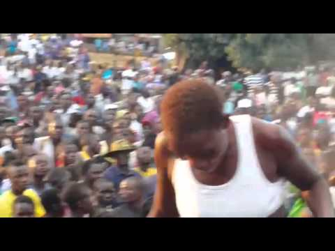 Grace Nyakindu Live Performance In Utegi Rorya