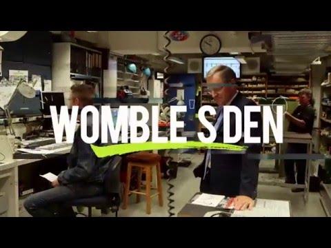 Womble's Den - Peter Williams