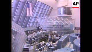 USA: SPACE SHUTTLE ATLANTIS LAUNCH DELAYED DUE TO BAD WEATHER