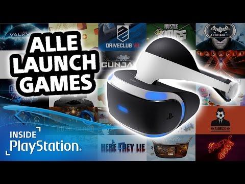PlayStation VR: Alle Spiele mit denen ihr in die Virtual Reality einsteigen könnt [PS4]