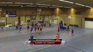 Binnenland Heren 1 vs Apollo Heren 2