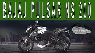 Bajaj  Pulsar NS 200