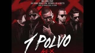 Arcangel ft. Maluma, Ñengo Flow, De La Guetto, Bad Bunny - UN POLVO SEX (Oficial Audio)