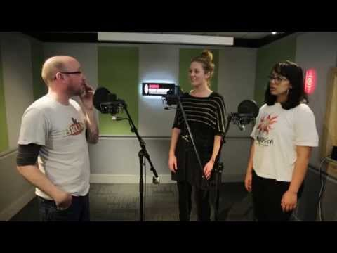 RNZ Music Masterclass: Throat Singing with Jonny Marks. Part One, Introduction to Overtones