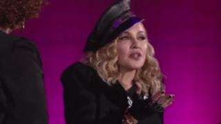 Madonna on Trump: