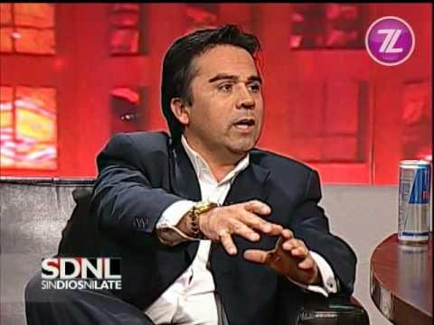 Julio César Rodríguez Entrevista Exclusiva a Tito Beltran 2010