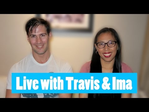 Live from the Philippines with Travis & Ima
