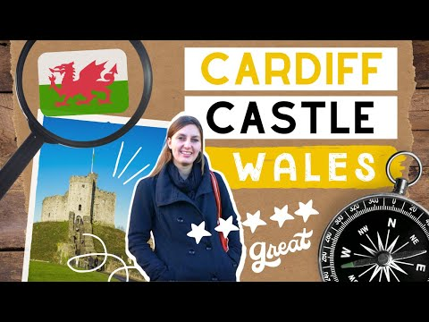 Discover Cardiff Castle when you Visit Wales