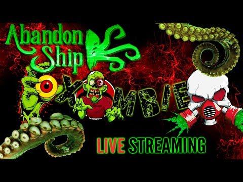 NEW EARLY ACCESS RELEASE - ABANDON SHIP - SHIP CREW SURVIVAL (live stream)