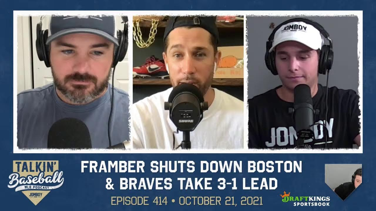 Download 414 | Astros and Braves are Each One Win Away