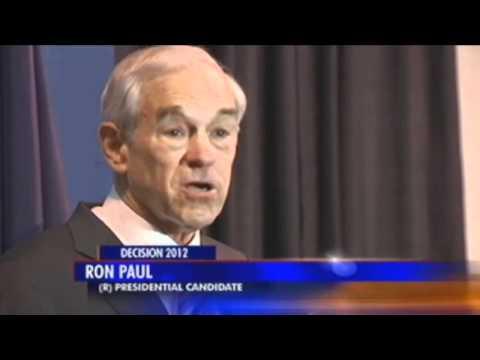 Ron Paul Local TV Coverage WIS10 Columbia, South Carolina