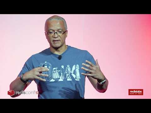 RedisConf17 - Microservices and Redis - Chris Richardson