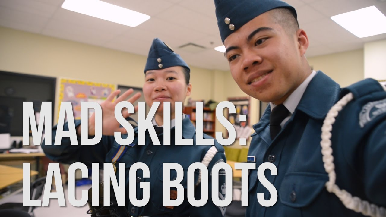 Dress Standards – Medicine Hat Army Cadets